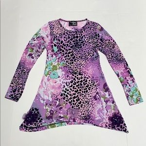 🌺NWOT🌺 Too Cool by Kashien Long Sleeve Dress🌺